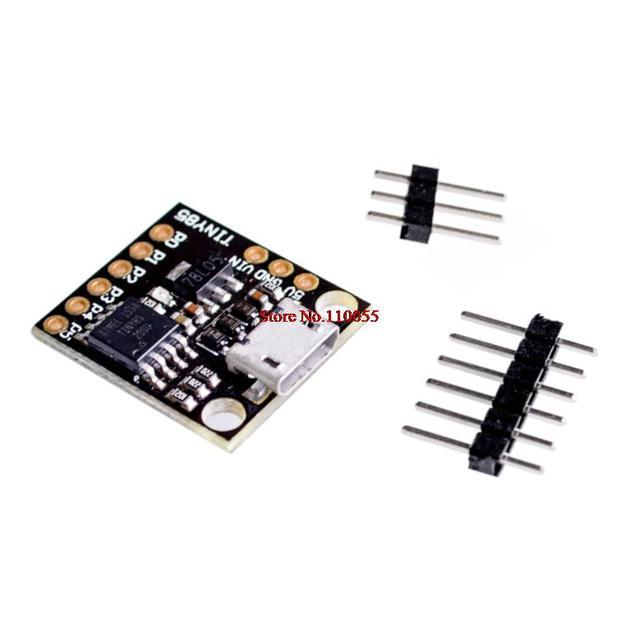 GY Attiny85 Digispark kickstarter Mini USB Development Board Module Tiny85