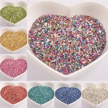 Decoration Glass-Accessories Scrapbooking Nail-Tips-Sticker for Bottle Bl0017 23g 12-Colors