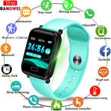 LIGE Women Smart Bracelet IP67 Waterproof Fitness Tracker Watch Pedometer Heart Rate Monitor For Android ios Sport Smart Watch цена 2017