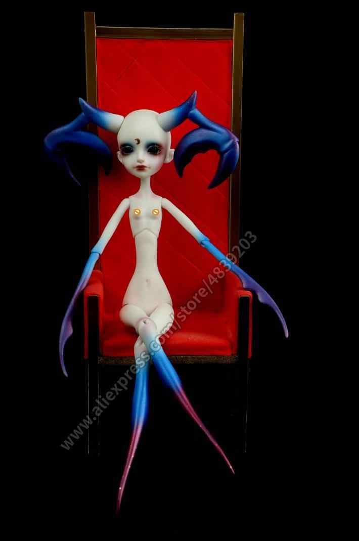 1/4 DC bjd кукла-Diana версия животного тела и человеческого тела высокое качество продукции