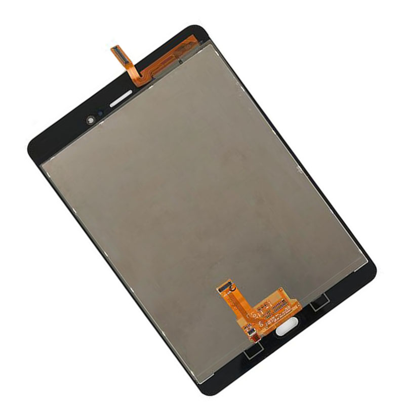 2 Colors For Samsung Galaxy Tab A T355 SM-T355 Touch Screen Digitizer Sensor Glass + LCD Display Panel Monitor Assembly high quality white black lcd display touch screen digitizer assembly for samsung galaxy t355 val57 t37