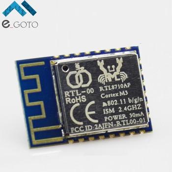 RTL8710 WiFi Wireless Transceiver Module SOC 44K 1MB Receiver Transmitter Built-in Antenna bead