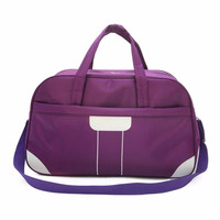 New Nylon Outdoor Sports Waterproof Travel Bag Luggage Bags For Women Sport Fitness Gym Yoga Bag