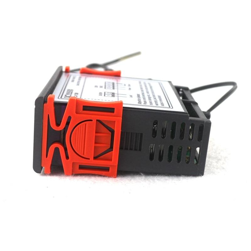 RC-113M AC 220V 2A PID digitaalse termostaadi regulaator Termostato - Mõõtevahendid - Foto 4