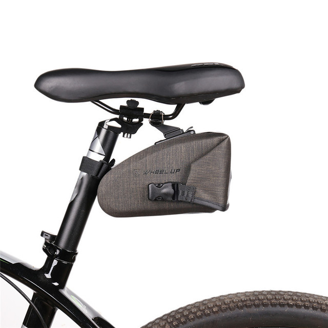 Cycling Bicycle Bag Mountain Bike Road Reflective Light Hook Waterproof Saddle Seat