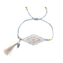 Shinus MIYUKI Bracelet Joyeria 2019 Summer Jewelry Evil Eye For Women Perles Miyuki Pulseras Mujer Bracelets Bileklik