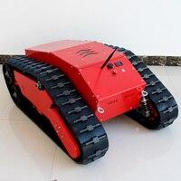 Doit 880 т гусеничный робот шасси танка RC Smart гусеничный Танк платформа кросс препятствием машина с максимальная нагрузка 100 кг