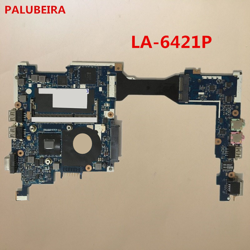 PALUBEIRA DDR3 MBSEW02001 PAV70 LA-6421P for Acer Aspire D255 Netbook Motherboard MB.SEW02.001 tested 100% work