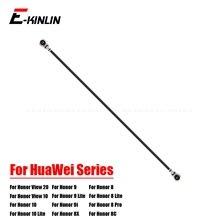 Para HuaWei Honor 20 10 9 9i 8C 8X 8 Lite Pro señal de antena Wifi, conector Coaxial antena Flex cinta de Cable