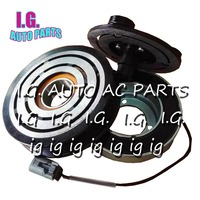 New A C Clutch For Mazda 3 Air Conditioner Compressor Clutch M3 6 Grooves 125MM Diameter