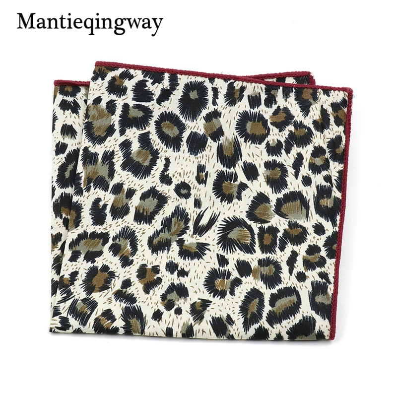 Men Floral Pocket Square Towel Paisley Wedding Handkerchief 23cm*23cm Pocket Hanky Woven Printing Hanky