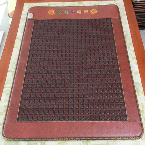 Health Care Heating Jade Cushion NaturalTourmaline Mat Physical Therapy Mat Electric Heated Jade Mat1.2X1.9M  Free Shipping health care heating jade cushion natural tourmaline mat physical therapy mat heated jade mattress high quality made in china