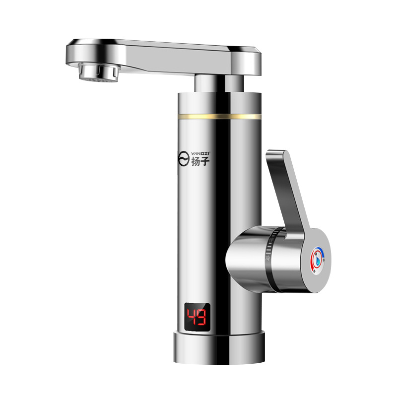 ZGD1-168,Tankless Electric Water Heater Faucet Speed Hot Faucet Water Heater Heating Leading Kitchen Small Kitchen Treasure WashZGD1-168,Tankless Electric Water Heater Faucet Speed Hot Faucet Water Heater Heating Leading Kitchen Small Kitchen Treasure Wash