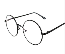 Harry potter glasses clear lens Hot Big round student women vintage glasses computer men eyeglass oculos de grau femininos(China (Mainland))