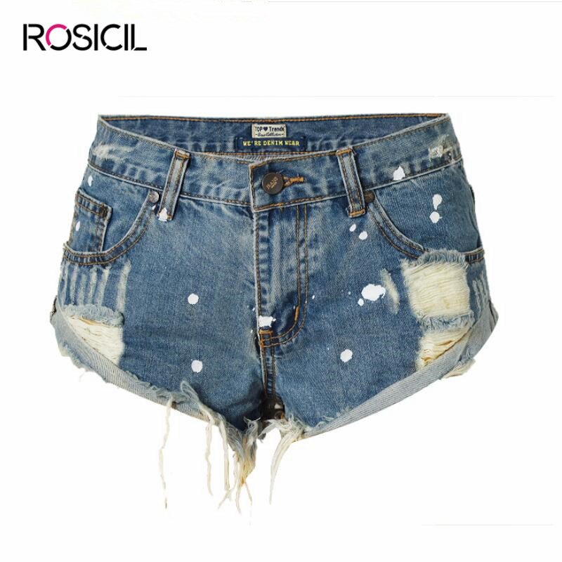 Fashion Summer Design Femme Short Jeans Plus Size Mid Waist Denim Shorts For Women High Quality Casual Blue Cotton Jeans Short wangcangli jeans women shorts light blue large size denim fat sister elastic waist mid waist jeans moustache effect summer 4xl