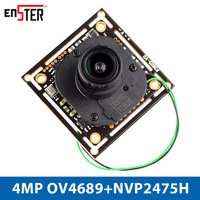 Enster NST MN7589 OV4689 NVP2475H 4MP AHD Camera Modul Bord HD 4 IN 1 Camera Modules