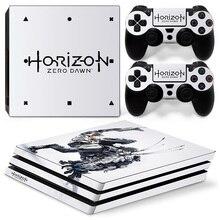Horizon Zero Dawn PS4 Pro Skin Sticker