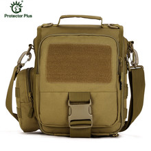 Outdoor Multifunctional Camping Travel Fishing Shoulder Bag Men Tactical Hiking Mens Crossbody Military Camouflage D41