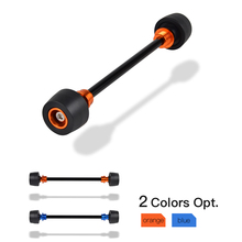 26mm Front Axle Slider Fork Protector For KTM EXC SXF XCF XCW 125 150 200 250 300 350 450 500 530 Husqvarna Husaberg FE FC TE TC цены онлайн