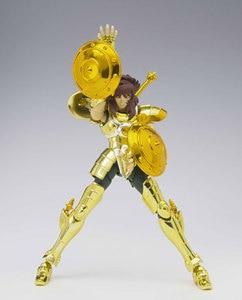 "Image 5 - יפן אנימה ""Saint Seiya"" מקורי BANDAI Tamashii אומות סנט בד מיתוס EX פעולה איור מאזניים Dohko"