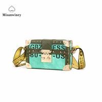 2018 Fashion Famous Designer Brand Small Women Leather Handbags Mini Box Shoulder Bag Clutch CrossBody Purses