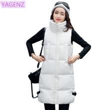 Down YAGENZ Vest Womens