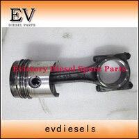Mit kolben 6DR5 pleuel für Mitsubishi gabelstapler motor 6DR5