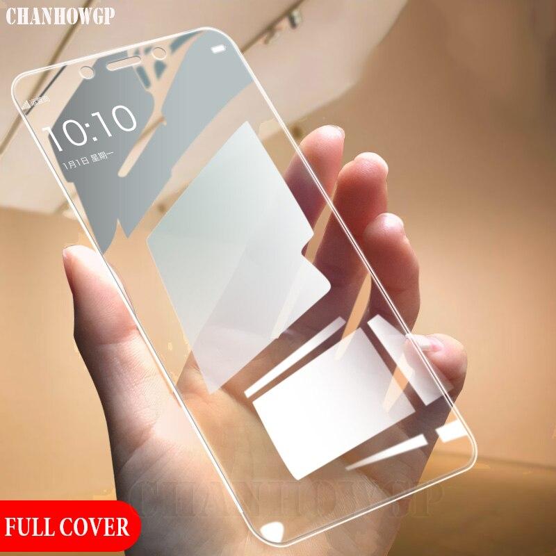 Full Tempered Glass For Xiaomi Mi A2 Lite A 2 Lite Screen Protector For Xiaomi Mi A2 MIA2 Lite Glas Protective Film Sklo Na 9H