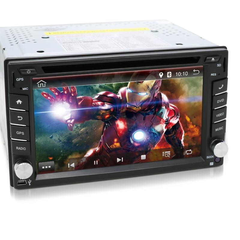 Bosion 6.2 դյույմ Android 7.1 Car DVD նվագարկիչ GPS - Ավտոմեքենաների էլեկտրոնիկա - Լուսանկար 4
