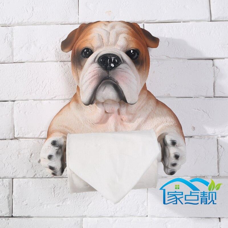 ᗑ】Decoración de la pared creativa cajas de pañuelos de papel ...