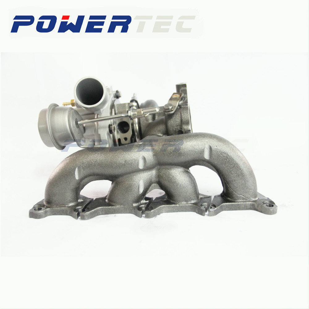 K03-0248 53039700150 turbine turbocharger for VW Polo V Scirocco <font><b>Tiguan</b></font> Touran <font><b>1.4</b></font> <font><b>TSI</b></font> 53039700145 53039880099 53039880142 turbo image