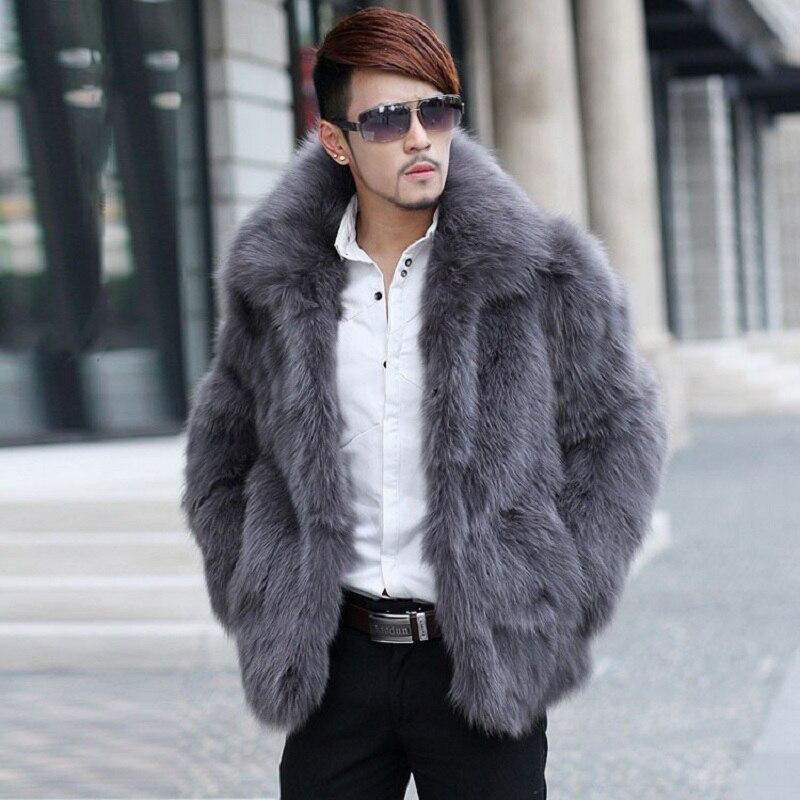 Popular Mens Fur Coats Sale-Buy Cheap Mens Fur Coats Sale lots ...