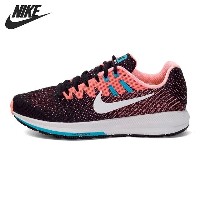 new products 4498a ede82 Original Nouvelle Arrivée NIKE AIR ZOOM STRUCTURE 20 Chaussures de Course  des Femmes Sneakers