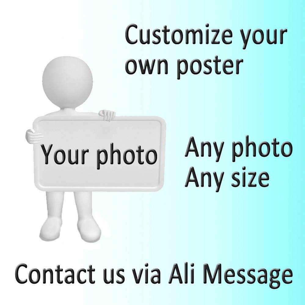 Q0444 Poster e Stampe 20x30 24x36 MF Doom hip hop singerQuote Tela di canapa di Arte Poster Pittura Della Tela di canapa complementi Arredo Casa