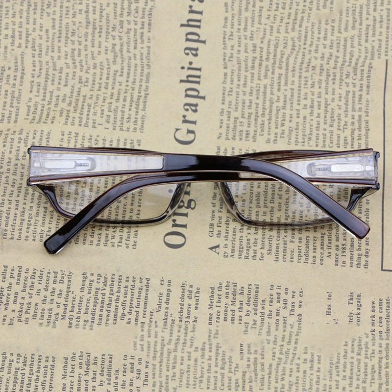 Woman Presbyopic Reading Glasses Simple Eyewear Square Frame Clear Lens Men  1 0 1 5 2 0 2 5 3 0 3 5 4 0 R154