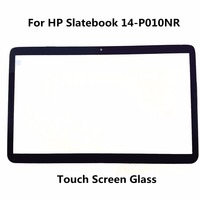 LCDOLED Original New 14 Laptop Touch Screen Glass Lens Panel Digitizer Replacement Repair Parts For HP