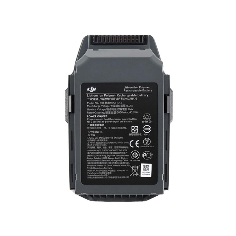 D'origine DJI Mavic Pro Drone Intelligent Vol Batterie Max 27-min Vol Temps 3830 mAh 11.4 V batteria pour la Mavic - 5