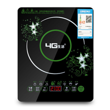 Сенсорный экран ультра тонкий Индукционная Плита электромагнитной печи 220V 2200W
