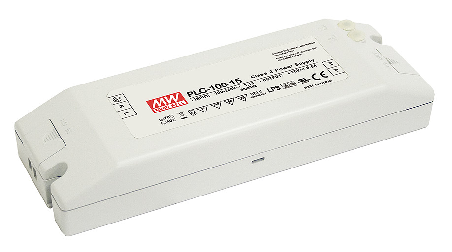 цена на [Cheneng]MEAN WELL original PLC-100-12 12V 5A meanwell PLC-100 12V 60W Single Output Switching Power Supply