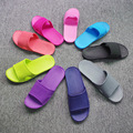 wholesale new summer indoor slippers male hotel slippers 10 color to choose cute slippers breathable non-slip made of eva