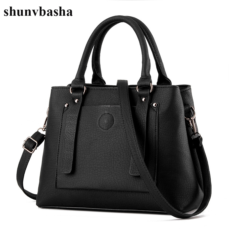New Designer Leather Women Handbags Luxury Brand Shoulder Bags Ladies Soft Women Messenger Bags High Quality Tote Bags Female