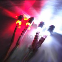 4pcs RC Model Drift Car LED Night 5mm & 3mm headlamps headlights Light For