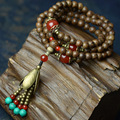 3 DESIGNS! New Ethnic jewelry Green sandalwood beads vintage bracelet,Pure Handmade Jewelry national wind agate wood bracelet