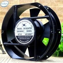 SK162APSH Ventilador De Refrigeração AC 220 V-240 V 40/36 W 17251 17 CM 172*150*51mm 2 Fios 50/60 HZ