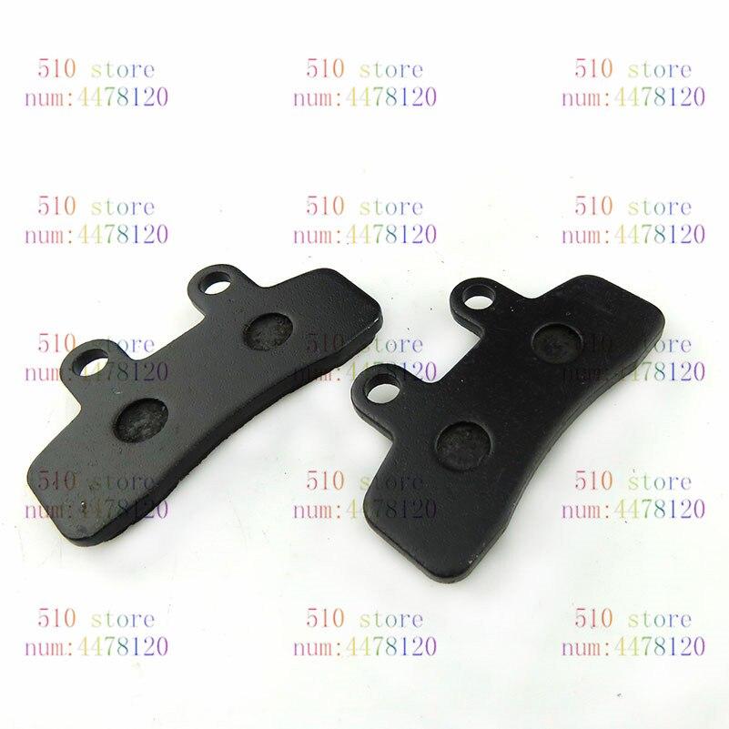Высококачественные дисковые тормозные колодки, башмак, велосипед-питбайк ATV SDG SSR Pitster Pro 50cc 70cc 110cc 125cc