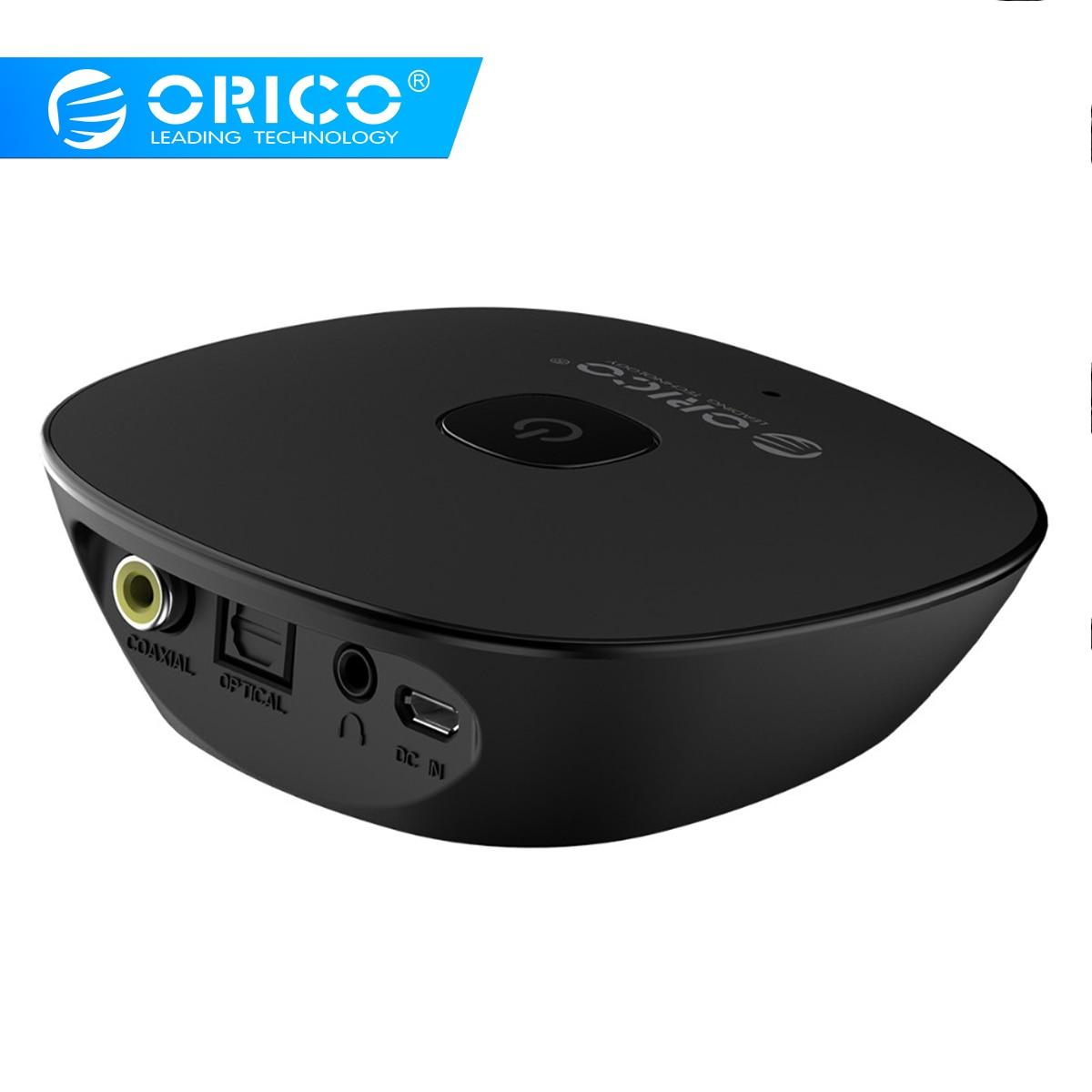 Беспроводной Bluetooth ресивер ORICO 4,1, 3,5 мм Aux ресивер, аудио стерео музыкальный ресивер, Bluetooth портативные аудио и видео колонки