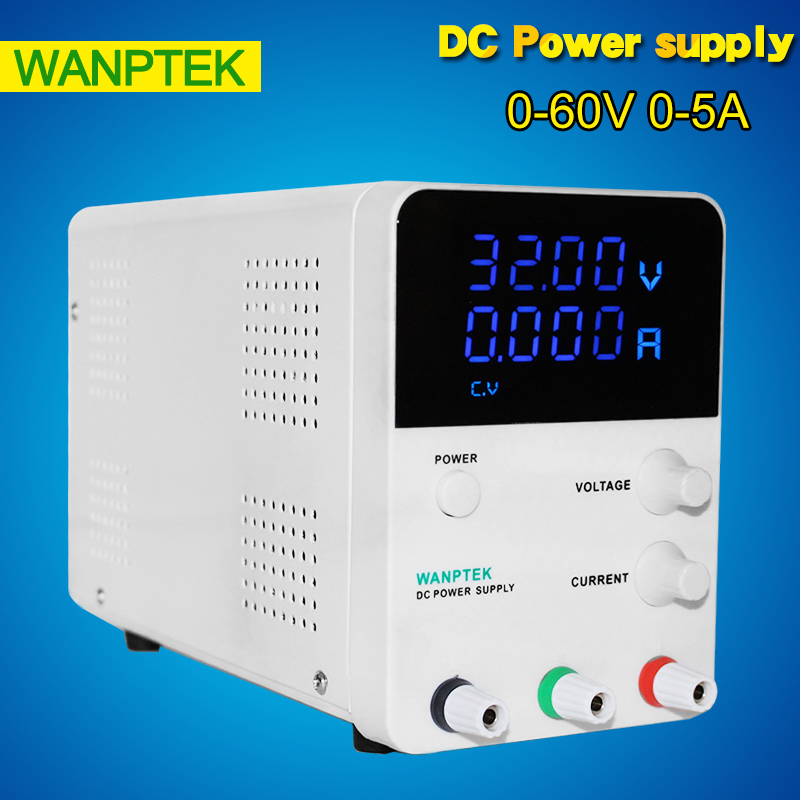 GPS605D 60V 5A Voltage Regulators Switch DC power supply 0.01V 0.001A Digital Display adjustable laboratory Mini DC Power Supply rps6005c 2 dc power supply 4 digital display high precision dc voltage supply 60v 5a linear power supply maintenance