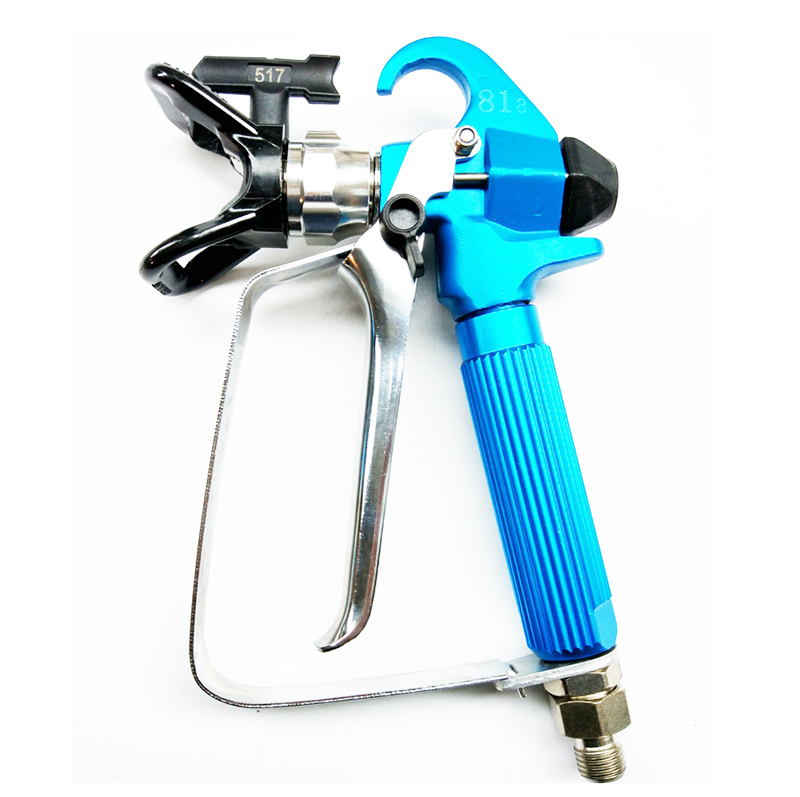 US $55 0 |818A Airless Spray Gun For Graco TItan Wagner Paint Sprayers With  517 Spray Tip Y-in Tool Parts from Tools on Aliexpress com | Alibaba Group