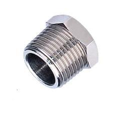 "3/4"" BSP plug pneumatic brass fitting   PO 06"