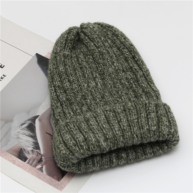 7252bf391a7 ... 2018winter cashmere hat for women beanie hip hop cute cashmere wool  cotton hats winter caps female ...
